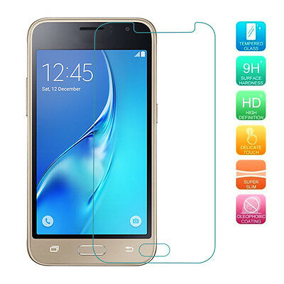 For Samsung J1 mini 2016 Tempered Glass Screen Guard Protective Anti-Explosion
