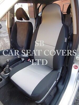 To Fit A Ford Focus Car Seat Covers Estate Titanium Grey Cloth