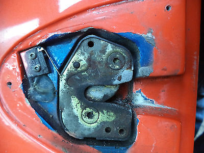 Tvr Tuscan 1 Red Rose -  Passenger Side Left Door Lock Catch Mechanism Lh Ns