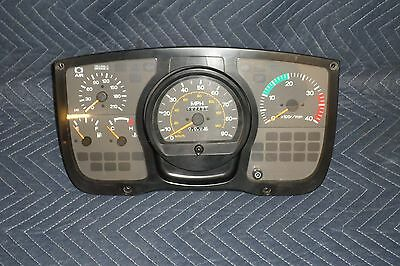 UD Condor Original Speedometer Tachometer Gauge Dash Assembly VERY NICE