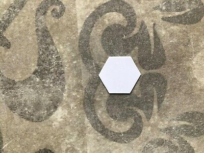 """ALL QUILTY -2000 Shapes 1/2"""" Hexagons English Paper Piecing Quilt Templates"""