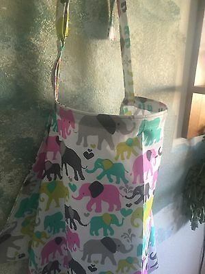"NURSING COVER like HOOTER hider* BREASTFEEDING COVER X Large 42x27""elephants"