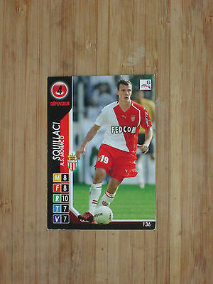 SQUILLACI  AS MONACO  Trading card carte DERBY TOTAL PANINI 2004-2005