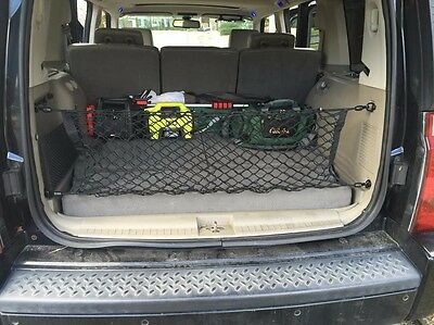 Envelope Trunk Cargo Net For JEEP Commander 2006 - 2010 NEW