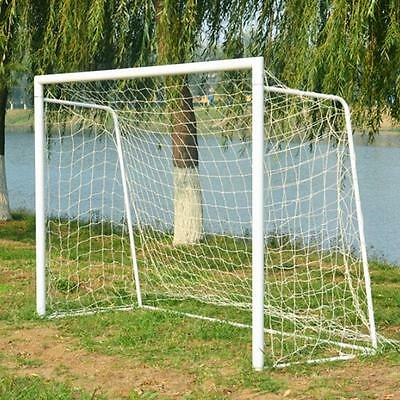 Outdoor Football Soccer Goal Post Net For Sports Training Match 6*4ft 1.8*1.2m