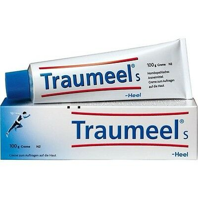 Traumeel S - Homeopathic Anti-Inflammatory Pain Relief Analgesic Cream - 100g