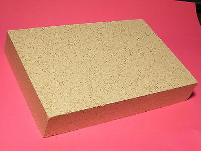 Jewellers Large Heat Proof Soldering/Melting Block-Art Clay Silver-Silversmith-