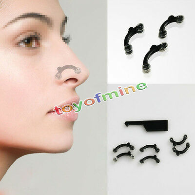 1 Set Naso UP sollevamento Shaping Clipper Clip Shaper Beauty Tool 3 dimensioni