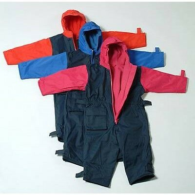 TOGZ WATERPROOF ALL IN ONE UNLINED SUIT SIZES 12-18 mths 18-24 mths 2-3 yrs