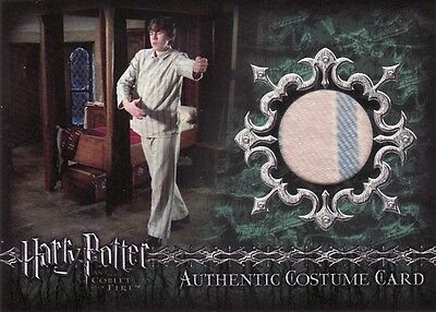 Harry Potter Goblet of Fire Neville Longbottom's Pajamas C9 Costume Card