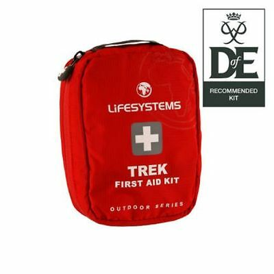 Lifesystems Trek First Aid Kit D of E Lightweight Compact Storage/Carry Bag