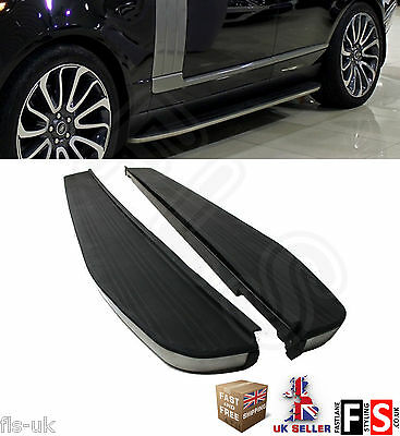 Range Rover Vogue L405  2013 Up Oem Style Side Steps Running Boards Ly8016
