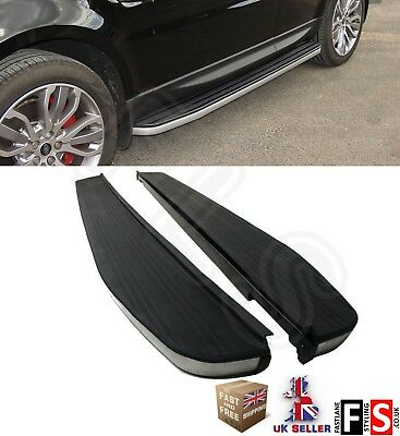 Range Rover Sport L494 2014 Up Oem Style Side Steps Running Boards Ly8016