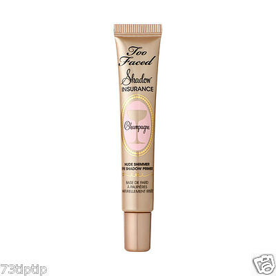 NEW! Too Faced Shadow Insurance 'CHAMPAGNE' Full Size 11g, Unboxed. Free P&P