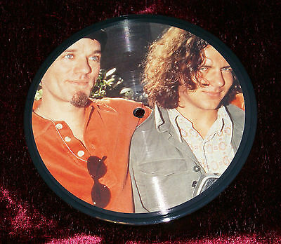 "Vinyl 7"" PEARL JAM PICTURE DISC TEST ONLY 1 COPY MADE INTERN. AMNESTY (NO MUSIC)"