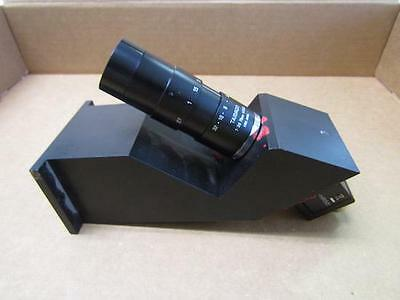 Sony Xc-Hr50 Ccd Camera W/Tamron 1 3 9 75Mm X 2 Tv Extender Lens W/Mounting Base
