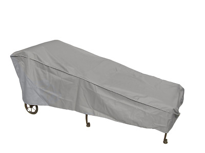 Premium Tight Weave Chaise Lounge Cover