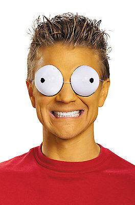 Brand New Simpson Family Eye Goggles Costume Accessory