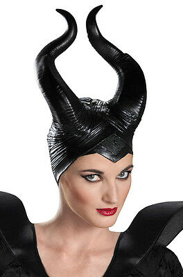 Brand New Disney Deluxe Maleficent Horns Accessory