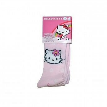 Collants bébé Hello Kitty du 1 mois au 3 ans- rose