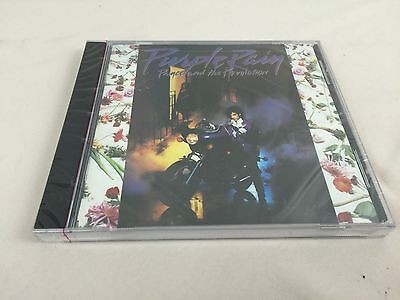 Purple Rain Prince and the Revolution CD Factory Sealed New 1984