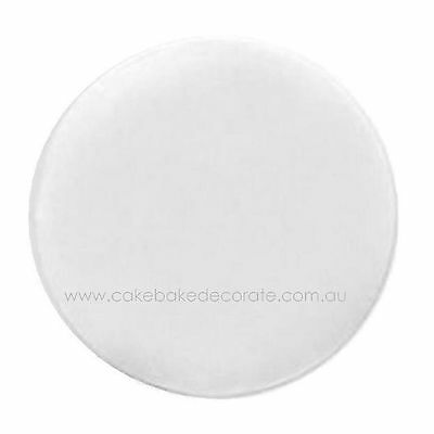 "Loyal White 25cm / 10"" Round Cake Board - cake decorating"