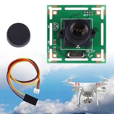HD 700TVL CCD Mini Security Video PCB Board FPV Color Digital Sony CCD Camera CB