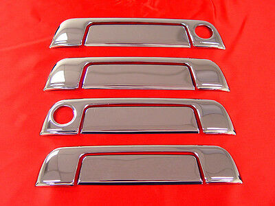 Chrome Finish Door Handle For Covers For Bmw E36 3 Series 1991-2000