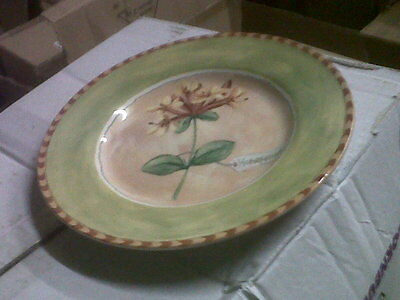 "Royal Stafford ,Gardeners Journal 8.25""(21cm) Salad Plate x 2."