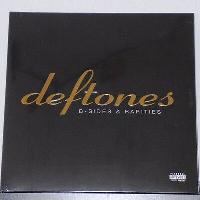 Deftones - B-Sides & Rarities / Doppel-LP incl. DVD limited gold etched RSD 2016