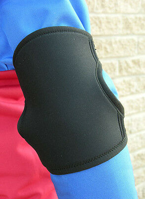 Warmbac Caver's Adjustable Neoprene Elbow Pads