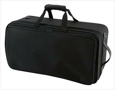 GEWA Compact Double 2 Trumpet Lightweight Case, Black **NEW**