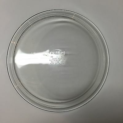 "Anchor Hocking 10"" Pie Plate Model 462"