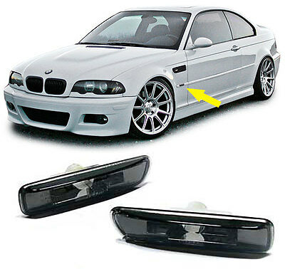 bmw 5 series e60 saloon side indicator repeaters crystal. Black Bedroom Furniture Sets. Home Design Ideas