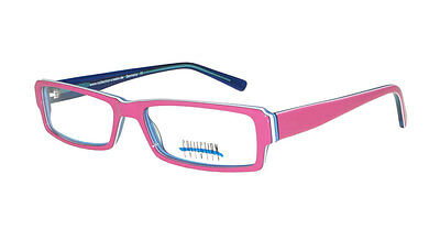Kunststoff Brillenfassung collection creativ 2002 c 309 pink-blau / verglast mgl