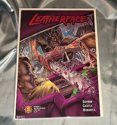 Leatherface #2~Northstar Comics~Independent~Texas Chainsaw Massacre~
