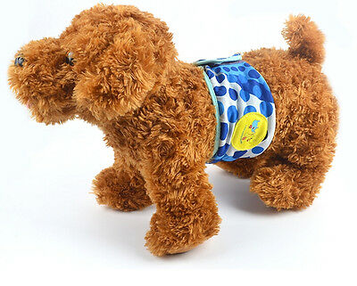 Diapers Pet Male Dog Sanitary Pants Training Underwear Belly Band Nappy Band
