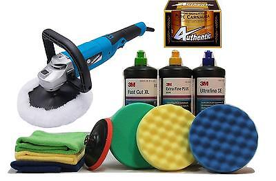 Kit de Lustrage 3M Premium Soft99 Authentic - Special Carrossier
