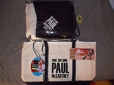 Paul McCartney One-on-One Tour VIP Merchandise Swag - Portland, OR