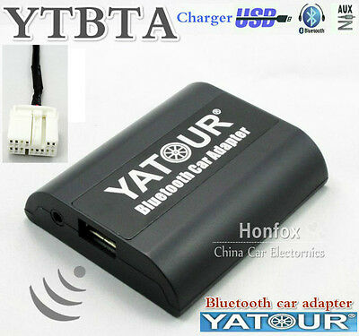 Yatour YT-BTA Bluetooth A2DP Adapter for Honda Acura 2004-2011 Accord Civic Crv
