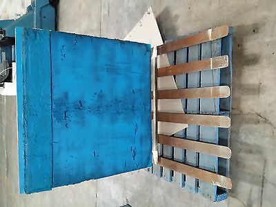 Cascade push/pull forklift attachment * 45E*  Good working order * WODONGA (VIC)