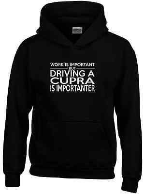 Work is important but driving a GT-86 is importanter Hoodie New Funny Gift GT86