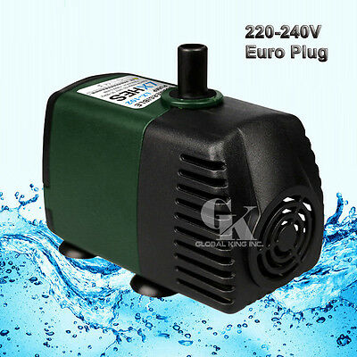 220V, 119-1717GPH Aquarium Fish Tank Pond Water Hydroponic Submersible Pump