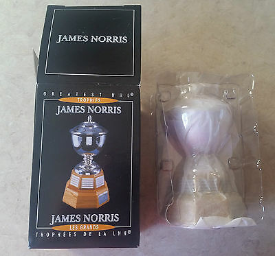 2003 McDonalds NHL Mini Trophy James Norris BRAND NEW IN THE BOX COMPLETE!!!