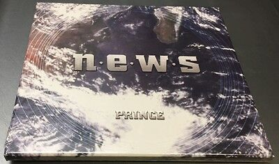 Prince - N.e.w.s. - Cd Digipack - Npgnews - Barcode 785337707128  - New & Sealed