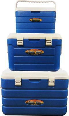 Cool Box Large Ice Cold Picnic Storage Camping Freeze Packs New