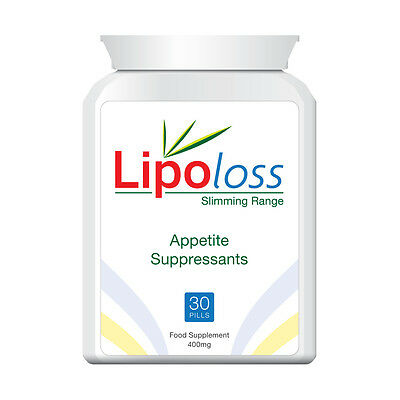 Lipoloss Appetite Suppressant Tablets Lose Fat Fast Get Skinny Stop Hunger