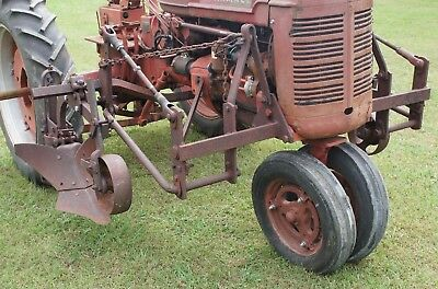 Rare IH McCormick C-18 Skip Row Middlebuster for Farmall C Super C 200 Tractors
