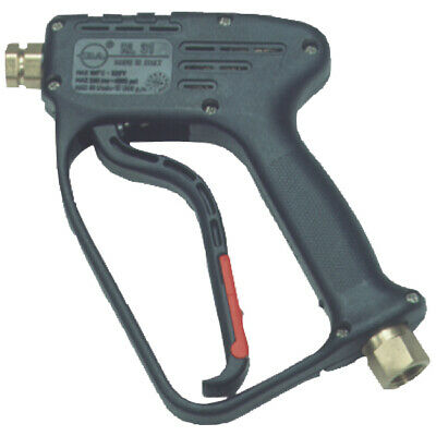 SUTTNER ST-2305 Pressure Washer Gun 5000 PSI Max Easy Trigger Pull Safety Orange