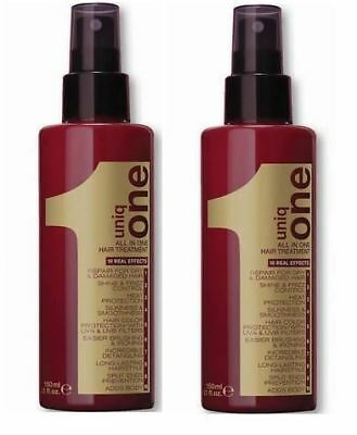 Revlon Professional UniqONE All In One Treatment 150ml (2 pack)